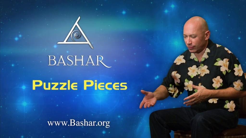 「人はみな、パズルのピース」by バシャール