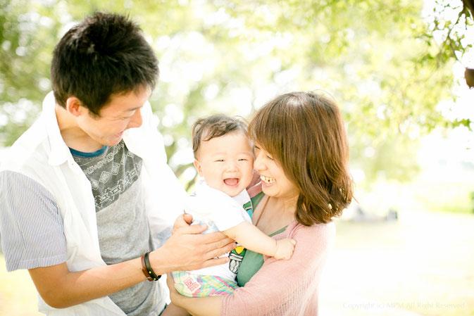 家族写真-滋賀
