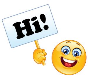 英会話において 「Hi !」 が大切な理由