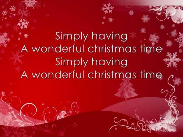 クリスマスソングで、発音上達